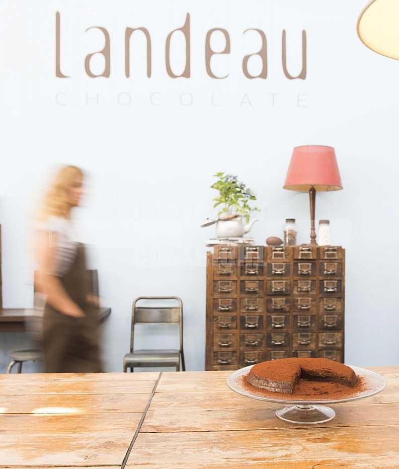 O Bolo da Landeau
