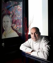 Chef Marco Gomes